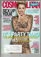 Miley Cyrus Cosmopolitan Magazine December 2013 (Buy 1 Get others at 50% off )