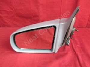 NOS OEM Cadillac Deville Heated Power Fixed Mirror 1994 - 96 Left Hand Unpainted