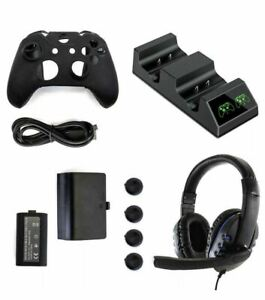 Gamefitz 10 in 1 Accessories Pack for the Xbox One M3