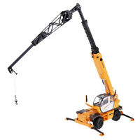 1:50 Scale Diecast Truck Crane Construction Vehicle Cars Model Toys