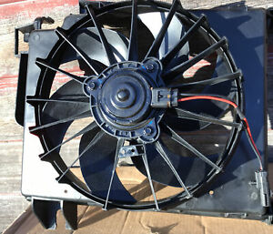 A/C Condenser Fan Assembly Dorman 621-639. Dodge Ram.