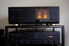 Beautiful Sansui B2101 Power Amplifier - 200W - 1984 - Flourescent Meters