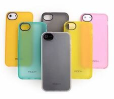 Genuine Rock® Premium Quality Case Cover for iPhone 5 5G 5S + Screen Protector