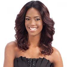 Saga 100% Remy  Human Hair Lace Front Wig - Carmenta