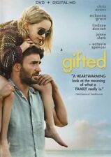 Gifted (DVD, 2017)