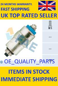Solenoid Valve Fuel Injector Pump Shutdown 73010 FAE for Citroen Fiat Ford Land