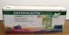 ENTEROLACTIS BAMBINI 12 FLACONI 10ML FERMENTI + VITAMINA B + VITAMINA D