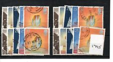 GB  Commems. - Wholesale -1995 - Peace & Freedom- Four sets - Fine Cancellations