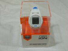 New Bushnell Neo iON GPS Golf Watch RangeFinder White Range Finder