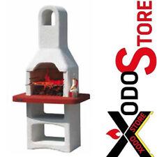 Barbecue in muratura a carbonella SUNDAY modello DALLAS  BBQ chiama x sconto