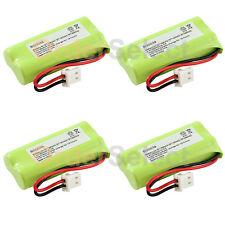 4 NEW Home Phone Battery for VTech BT166342 BT266342 BT183342 BT283342 500+SOLD