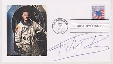 SIGNED FELIX BAUMGARTNER FDC AUTOGRAPHED FIRST DAY COVER RED BULL STRATOS