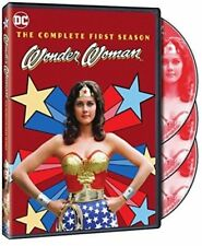 Wonder Woman - The Complete First Season (DVD, 2004, 3-Disc Set) New Sealed D177