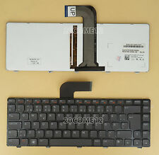 NEW For DELL VOSTRO 3555 3560 V131 Keyboard Backlit Swedish Finnish
