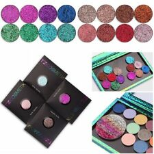 Pressed Makeup Shimmer Glitter Powder Eye Shadow Cosmetic Pigment