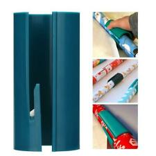 DIY Sliding Wrapping Paper Cutter Roll Cutting Package Paper Business Gift Tool