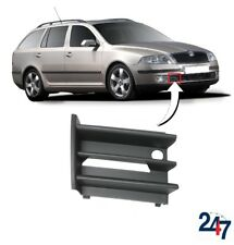 NEW SKODA OCTAVIA TOUR 2004 - 2012 FRONT BUMPER LOWER GRILL RIGHT O/S