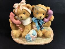 "Cherished Teddies ~ Judy & Diane ""Always Remember I'm Just A Phone Call Away"""