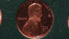 New listing Beautiful 2000-S Proof Cameo Blazing Red Lincoln Cent! 828A6