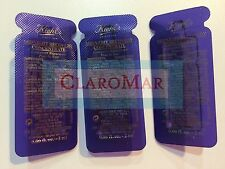 ☀️NEW Kiehl's Midnight Recovery Concentrate Elixir .18 oz Lot Set 3 x 2ml