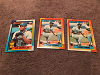 1990 Topps Baseball Cards - Lot Of 1100+ Cards - Ken Griffey Jr And Frank Thomas