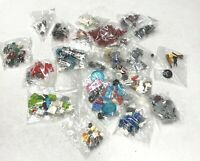 LEGO LOT OF SEALED BAGS PIECES & PARTS SOME FIGURES NEW BUILDING BRICKS & MORE