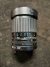 Vintage SIGMA Zoom-Master 1:2.8-4 35-70mm Multi-Coated Camera Lens