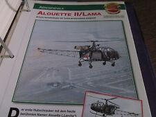 Faszination 3: Aérospatiale Alouette II / Lama