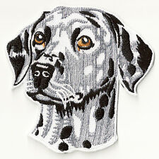 Écusson patche Chien thermocollant patch customisation brodé badge