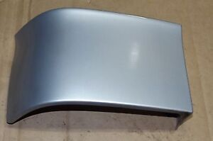 SAAB 9-3 CONVERTIBLE 99 00 01 02  RIGHT REAR TAIL LIGHT BUMPER SILVER PANEL OEM
