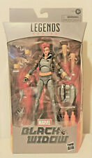 Marvel Legends Black Widow Grey 2019 Figure Walmart Exclusive Hasbro Natasha