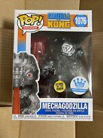 Mechagodzilla Glow in the Dark GITD Funko Pop 1076 Exclusive IN HAND SHIPS FAST