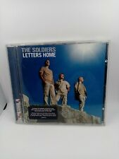 The Soldiers - Letters Home (2010)  CD  NEW/SEALED  SPEEDYPOST
