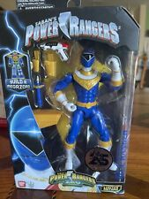 Saban's Power Rangers ZEO Legacy Collection Blue Ranger Limited Edition Sealed