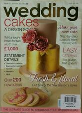 Wedding Cakes UK Fresh Floral Steps Ideas  Summer 2014 FREE PRIORITY SHIPPING