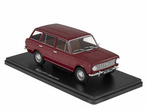 "DIE CAST "" VAZ 2102 LADA 1971 "" EAST LEGENDARY CARS SCALA 1/24 HACHETTE"