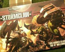 Warhammer 40000 stormclaw box new sealed 40k games workshop