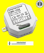 Cmr-1224 intertechno funk interruptor activado/desactivado-interruptor para 12 + 24 V/dc max.180 Watt
