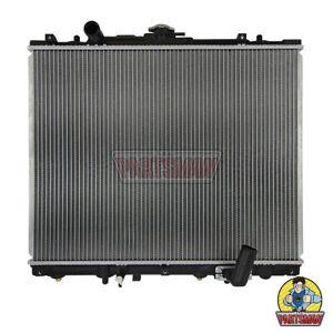 Radiator Triton MK Update 2.8L 4M40T Turbo Diesel 3/03-6/06 *500mm High* Manual