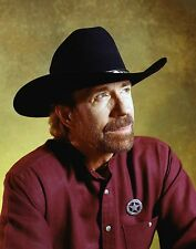 Chuck Norris / Walker, Texas Ranger 11x14 / 11 x 14 GLOSSY Photo Picture