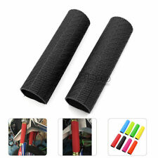 Motorcycle Front Fork Gaiter Boot Seal Savers Socks Cover Protector Black Rubber