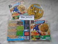 International Superstar Soccer Deluxe PS1 (COMPLETE) Sony PlayStation Konami
