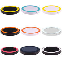 Qi Wireless Chargers Pad Mat for Samsung Galaxy S8 Google Nexus 4 5 6 7 Nokia
