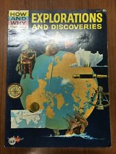 How & Why Wonder Book: 5023 Explorations And Discoveries