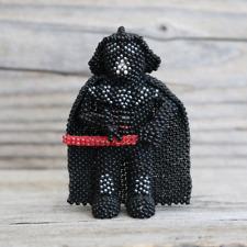 Native American Beadwork Zuni Darth Vader Star Wars by Farlan & Alesia Quetawki
