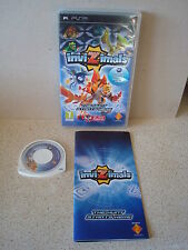 PLAYSTATION PSP GAME INVIZIMALS