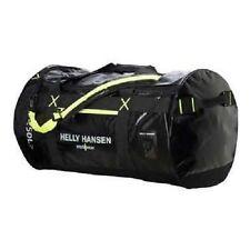 Helly Hansen Duffel Bag 50L Black and Yellow