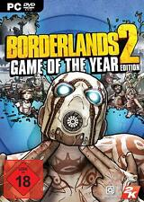 Borderlands 2 - Game Of The Year Edition (PC, 2013, Nur Steam Key Download Code)