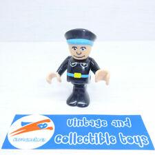 Brio | Police Officer Policeman -Play People PVC Action Figure Brio Wooden Train