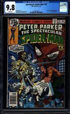 Peter Parker Spectacular Spider-man 28 CGC 9.8 Bronze Age Key Marvel L@@K IGKC